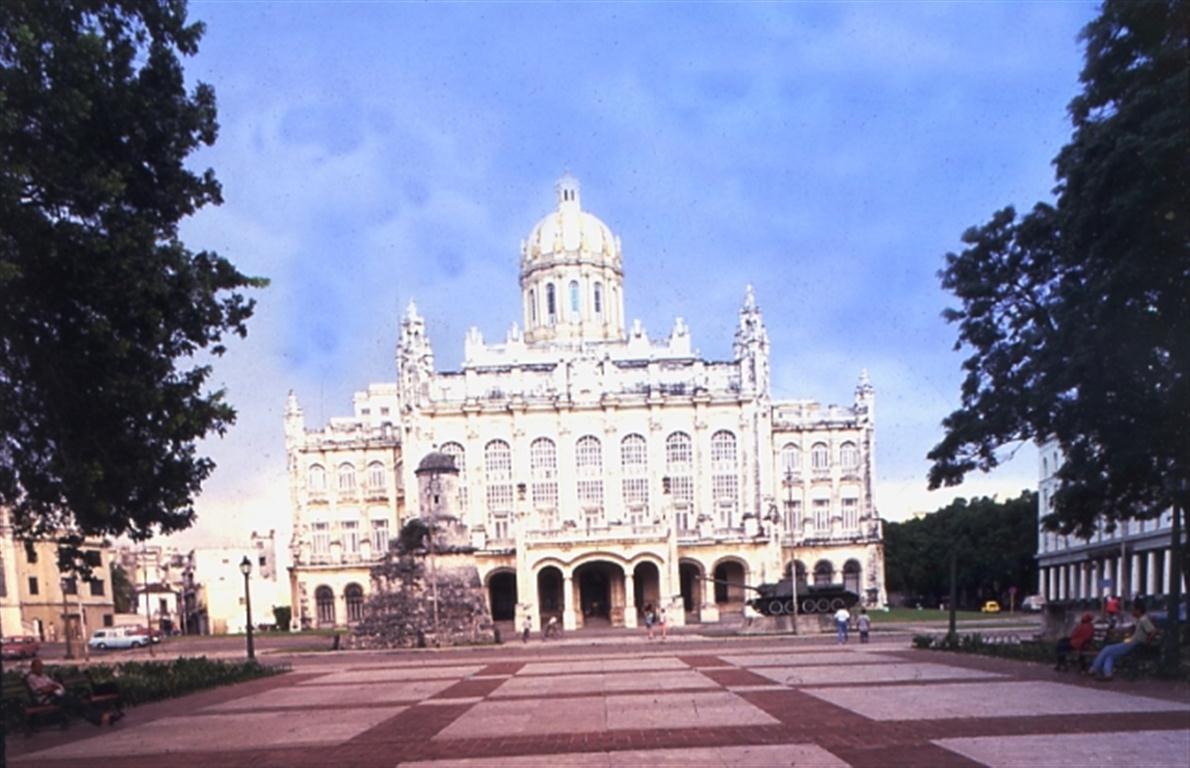 Parque y Museo de la Revolcuión, década del '90
