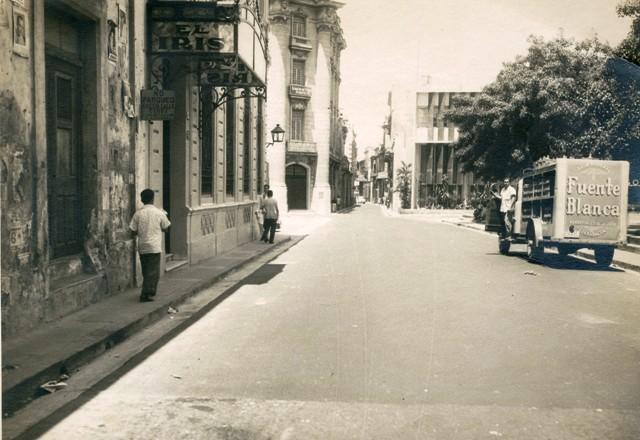 El Iris, década de 1950