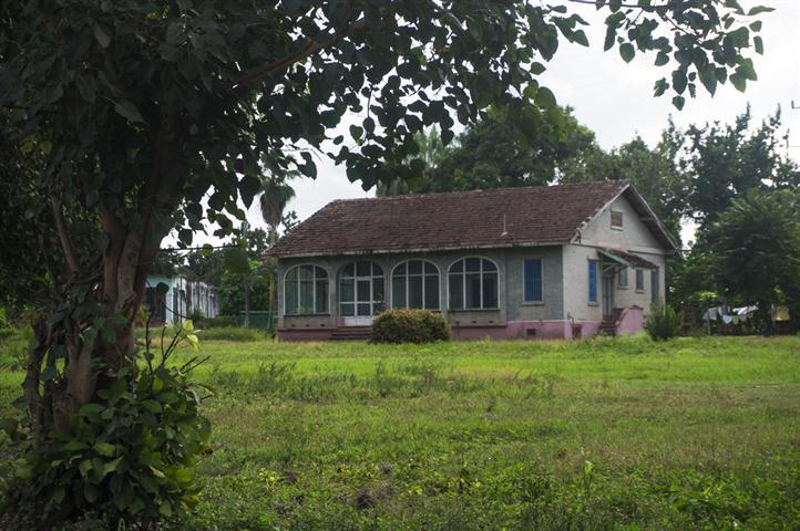 Antiguo Ingenio Soledad (hoy Pepito Tey) en Cienfuegos