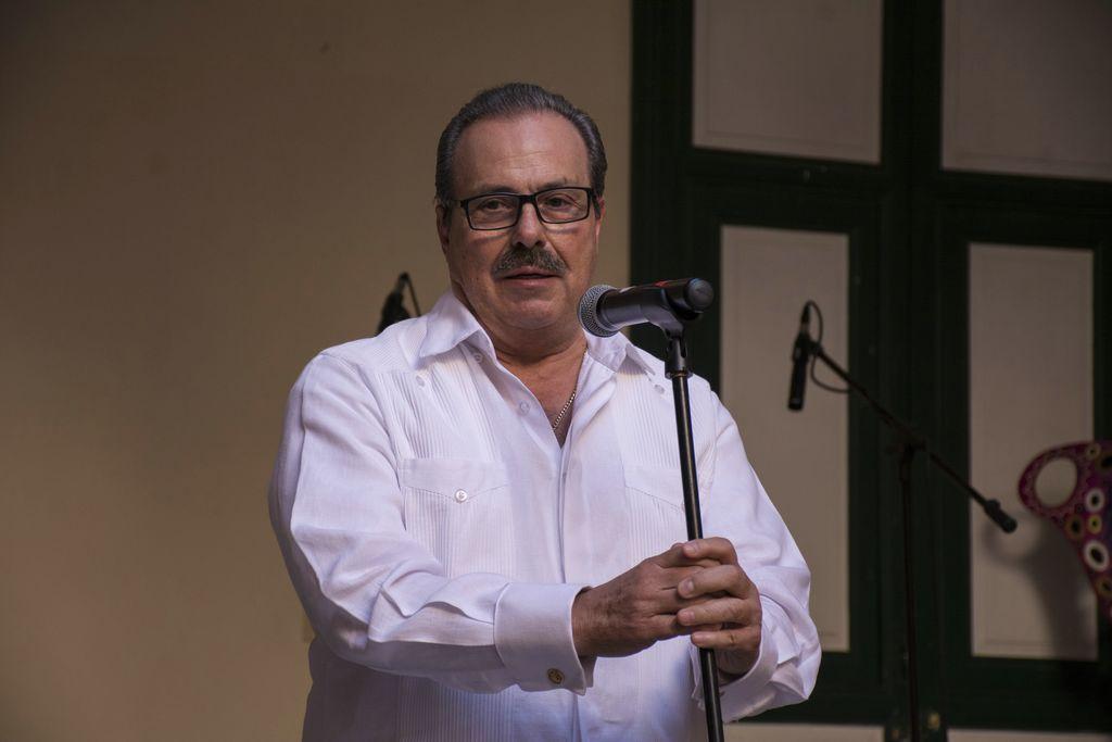 Señor Embajador Enrique Martínez y Martínez;