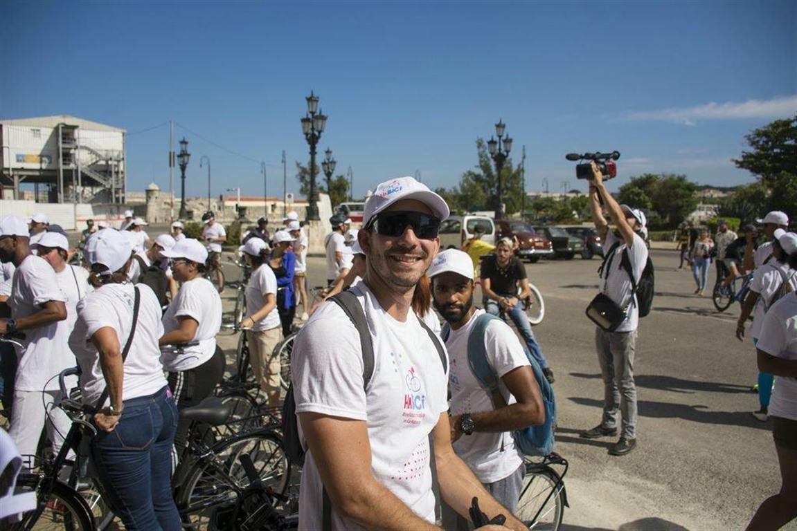 Daniel Castellanos, Especialista de Movilidad Urbana del Plan Maestro