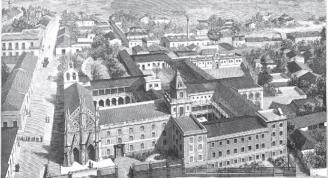 Colegio de las Escuelas Pías de Guanabacoa.
