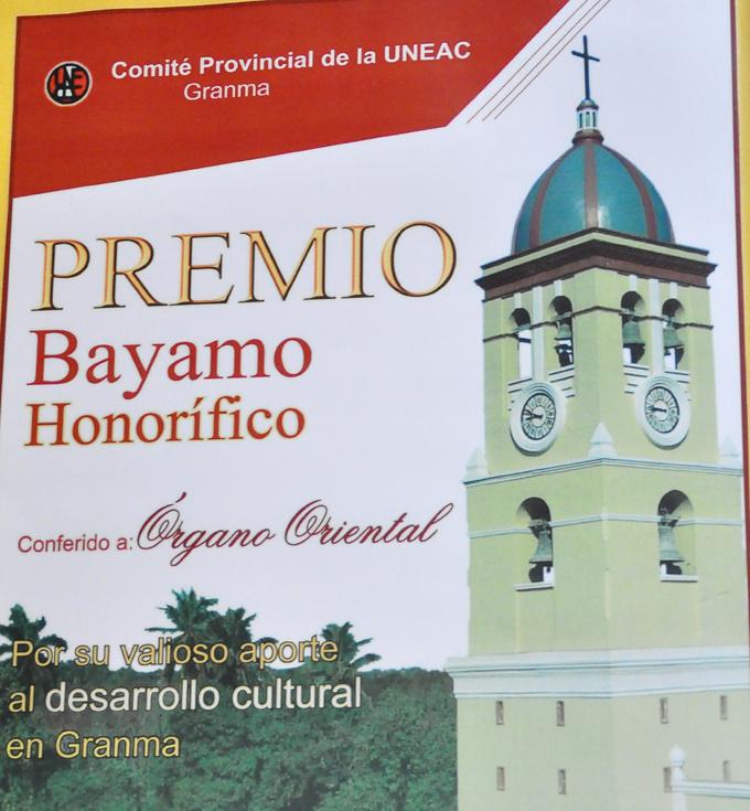 Premio-Bayamo