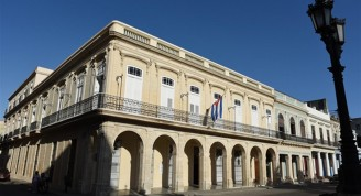Prado 266, escuela Mendive, hoy