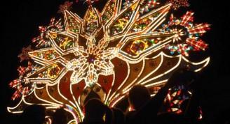 Las Parrandas de Remedios, de la central provincia de Villa Clara, serán declaradas patrimonio cultural de la nación, en ocasión de celebrarse el aniversario 498 de la fundación de esa villa, la octava fundada por los españoles en Cuba, el 24 de junio de 2013.  AIN FOTO/Oscar ALFONSO SOSA/ogm