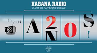 Aniversario Habana Radio
