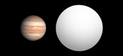 Comparison_TrES-4_b vs Jupiter