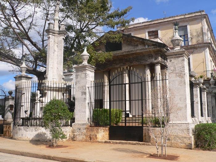El Templete, lugar fundacional de La Habana
