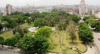 Parque de la Fraternidad actual