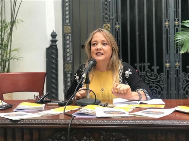 Teresa Paz, directora del Conjunto de Música Antigua Ars Longa