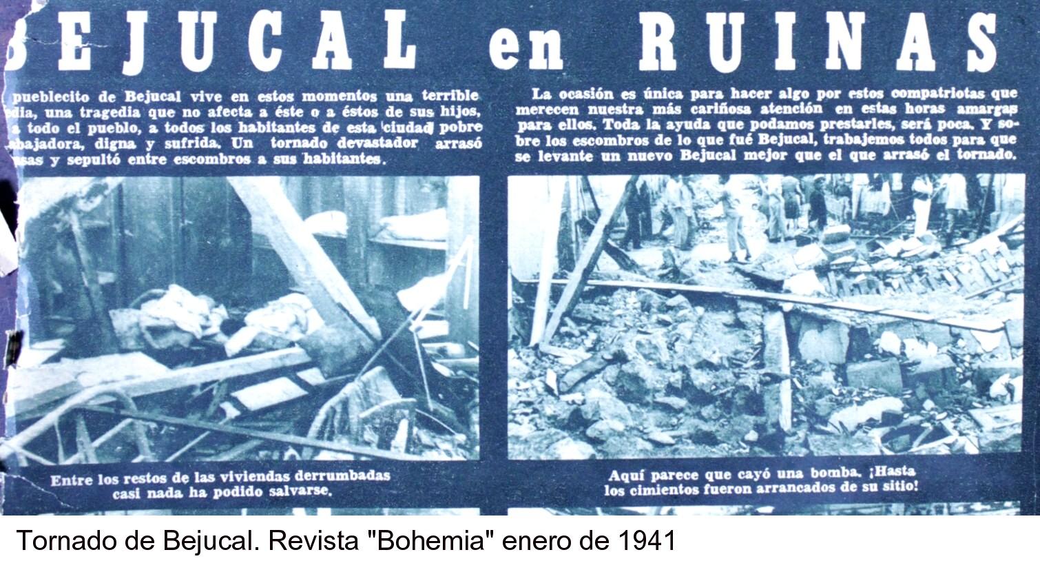 Tornado Bejucal 40