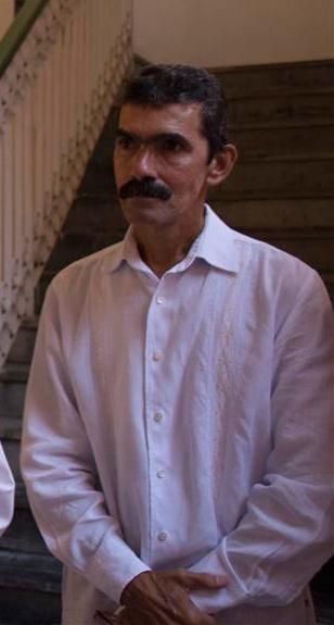 Miguel Hernández Montesino, director de la Casa de México