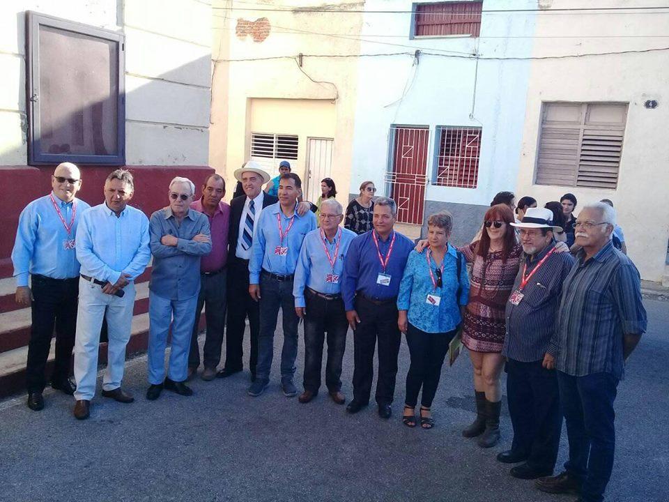 Una conjunción feliz: Todos los directores de la Red de Oficinas del Historiador y del Conservador de Cuba reunidos en Camagüey