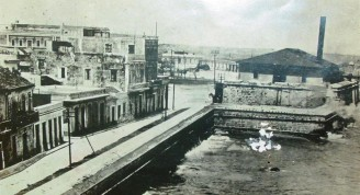 Calle Cuba, cercana a La Punta