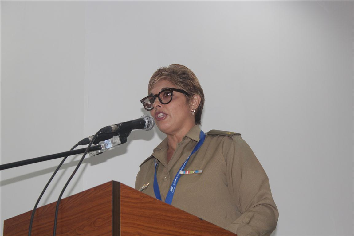 Dayamí Montero, miembro del jurado del premio Puerta de Papel