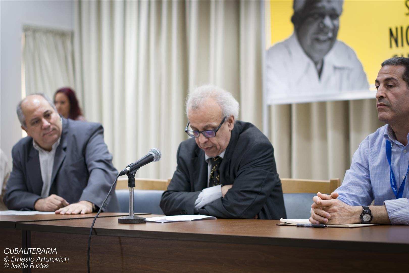 Mahmed Achache, Embajador en Cuba del País Invitado de Honor, Argelia