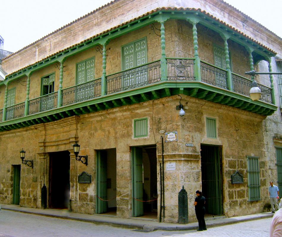 fachada museo nacional de la ceramica