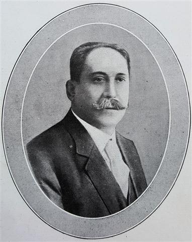 Antonio San Miguel. El Fígaro, 1909