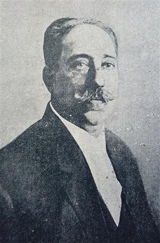 Antonio San Miguel. El Fígaro, 1918
