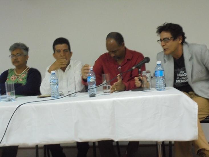 Caridad Reynaldo Ismael y Edel