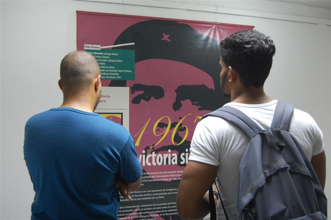 """""""Hasta la victoria siempre"""" es un documental que el cineasta dedicara al Che."""