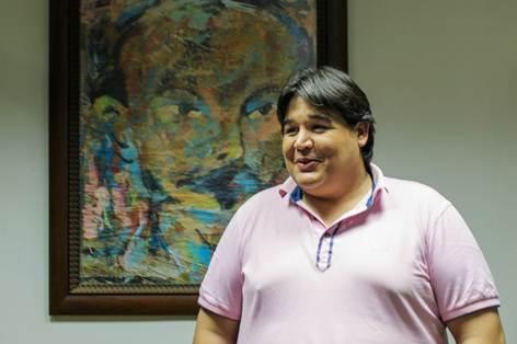Rafael Pérez Ynsua, Director de Canal Habana