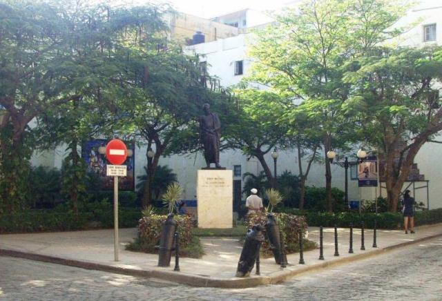 Plazuela simón Bolívar (plazuela reanimada)