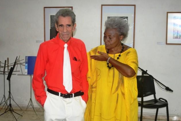 Reconocimiento al músico Ildefonso Acosta