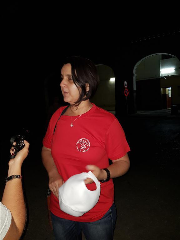 Perla Rosales, Directora Adjunta de la OHCH