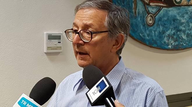 Stefano Storchi, arquitecto de la Asociación Nacional de Centros Históricos y Artísticos de Italia