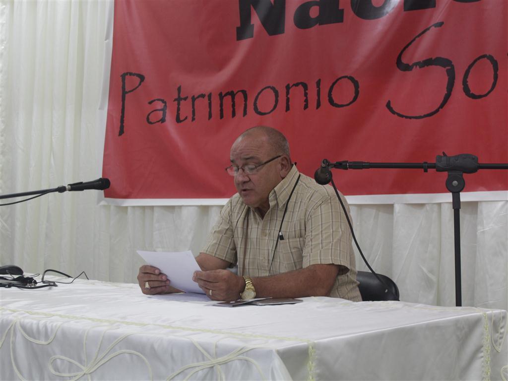 Director de Cultura de Ciego de Ávila