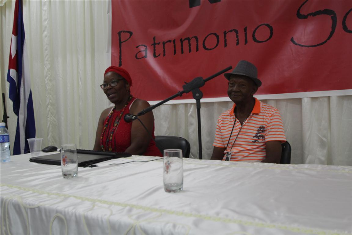 Representantes del Festival del Creador Musical del municipio de Venezuela