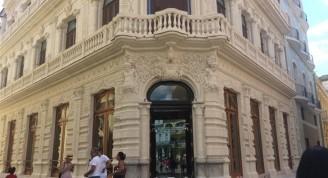 Hotel Cueto después de la restauración