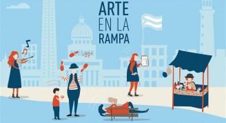 Cartel Arte en la Rampa (Small)