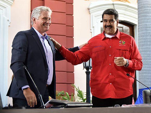diaz-canel-en-foro-de-sao-paulo-venezuela-04-580x435