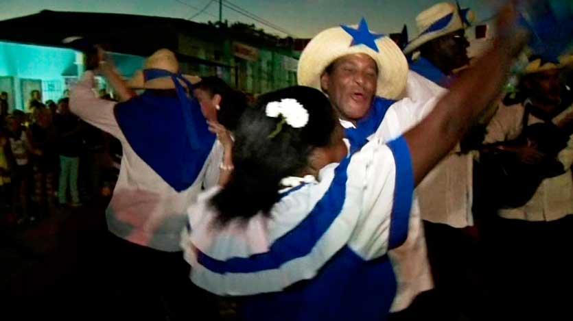 Bando Azul de Majagua Fotos: Tomadas de Cubahora