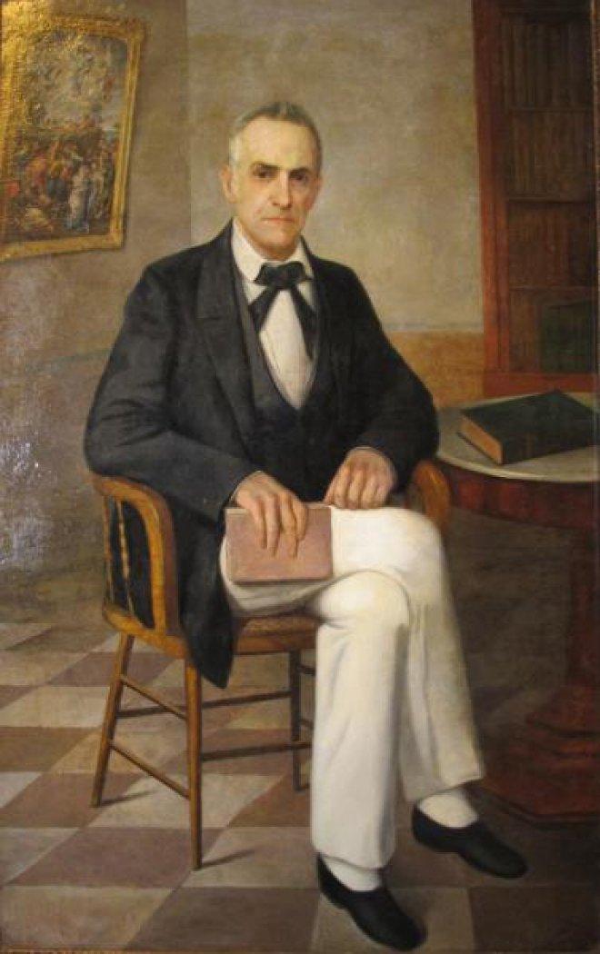 Obra del pintor, dibujante y litógrafo de origen salvadoreño Juan Francisco Wenceslao Cisneros