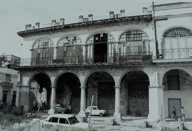 San Ignacio 368 antes de la restauración