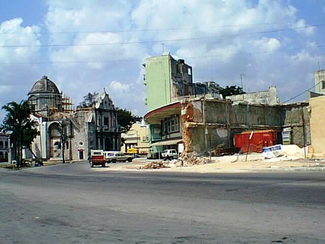 San Pedro 554 (obras en la parcela)