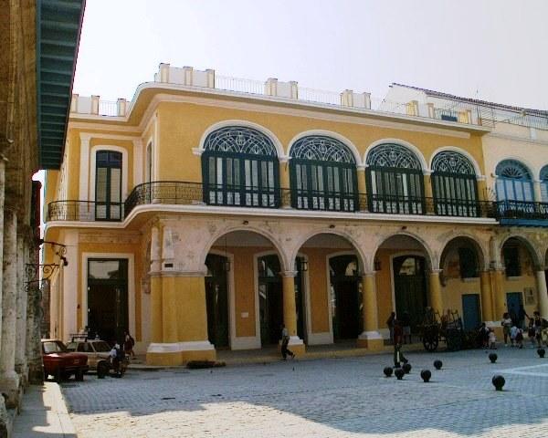 San Ignacio 368 después de la restauración