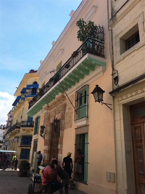 San Ignacio 414, en la actualidad