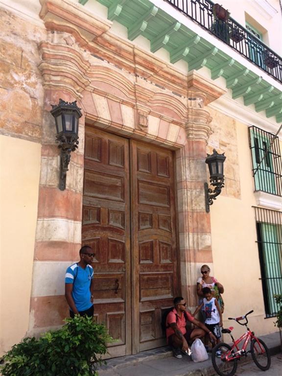San Ignacio 414, portada hoy