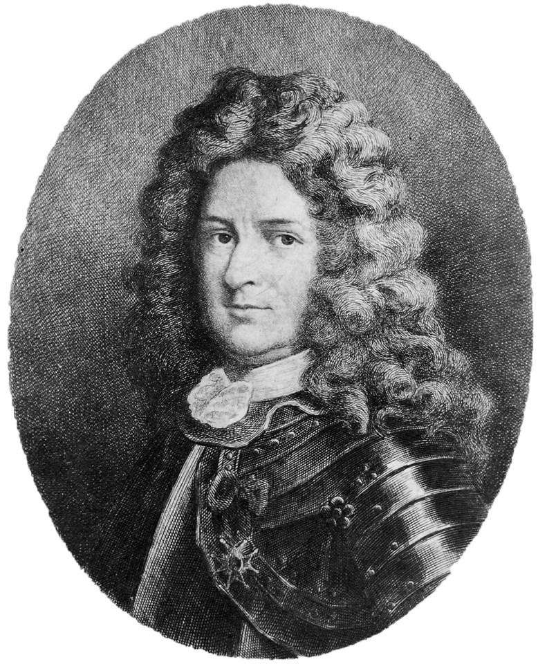 Pierre le Moyne D'iberville, padre fundador de la ciudad norteamericana de Mobile.