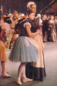 """""""Giselle"""", Ballet Nacional de Cuba"""