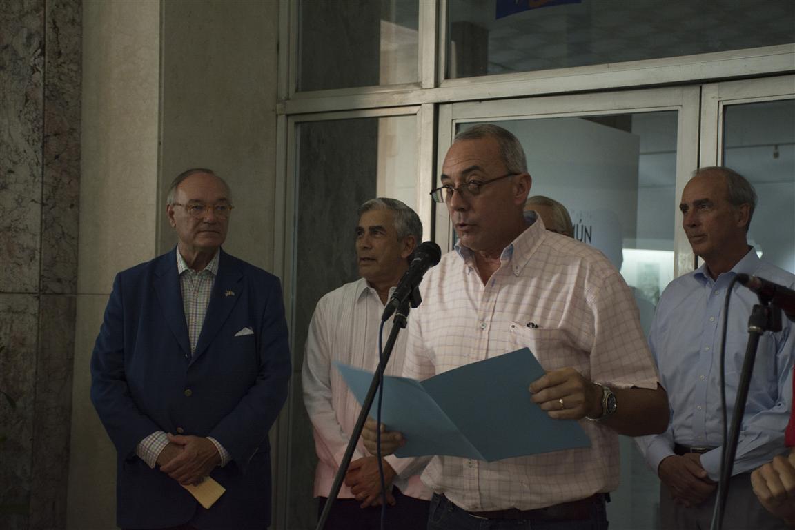 """Mariano Jorge Estrada, Sub-Director de la Biblioteca Nacional """"José Martí"""""""