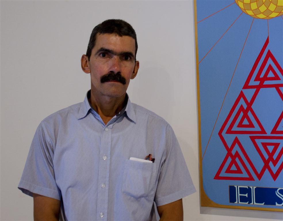 Miguel Hernández, director de la Casa de México