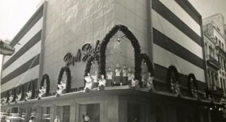 Tienda Fin de Siglo, años 1950