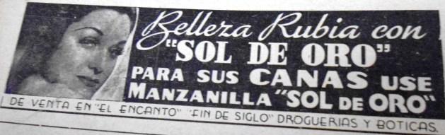 Fin de Siglo, Bohemia, 1940