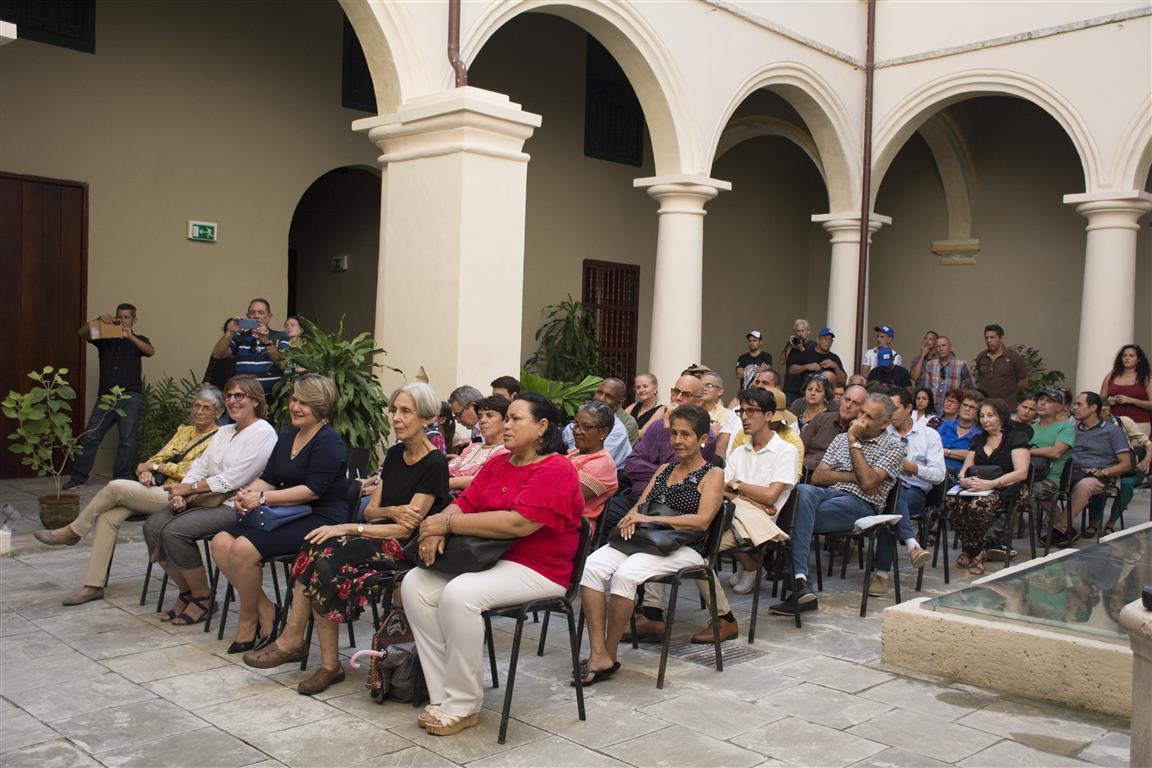"""Presentación del libro """"Las primeras villas de Cuba"""""""