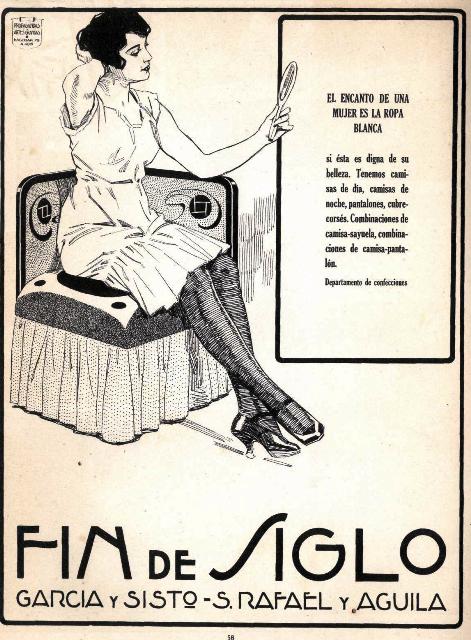 Fin de Siglo, Social,1919